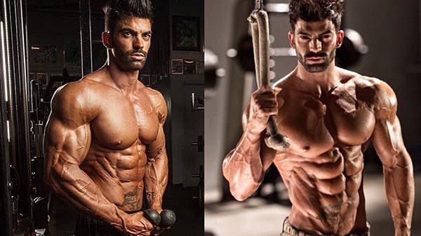 Lịch tập gym cho nam hiệu quả